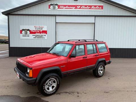 1993 Jeep Cherokee for sale in Ponca, NE