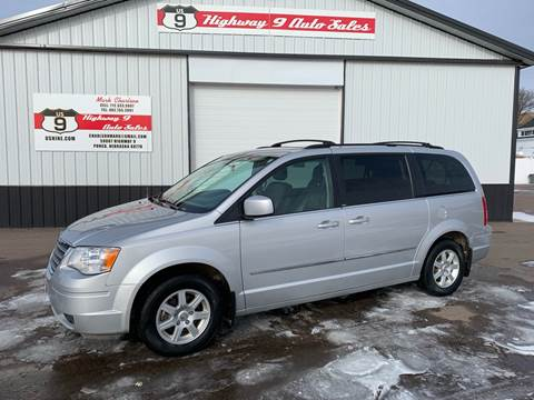 2010 Chrysler Town and Country for sale in Ponca, NE