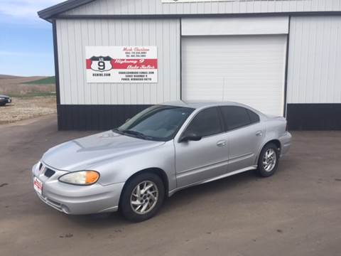2003 Pontiac Grand Am for sale in Ponca, NE