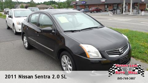 2011 Nissan Sentra for sale in Pine Bush, NY