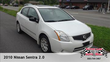 2010 Nissan Sentra for sale in Pine Bush, NY