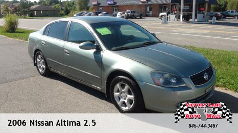 2006 Nissan Altima for sale in Pine Bush, NY