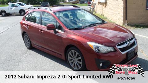 2012 Subaru Impreza for sale in Pine Bush NY