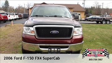 2006 Ford F-150 for sale in Pine Bush, NY
