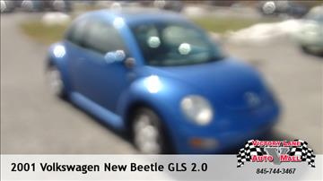 2001 Volkswagen New Beetle for sale in Pine Bush, NY