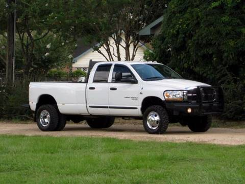 2006 Dodge Ram Pickup 3500 for sale in Houston, TX