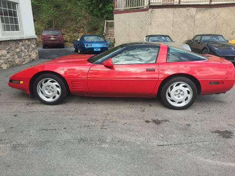 1992 Chevrolet Corvette for sale in Mount Union, PA