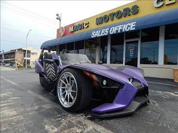 Polaris slingshot for sale for Head motor company columbia mo