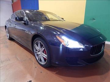 2014 Maserati Quattroporte for sale in Miami, FL