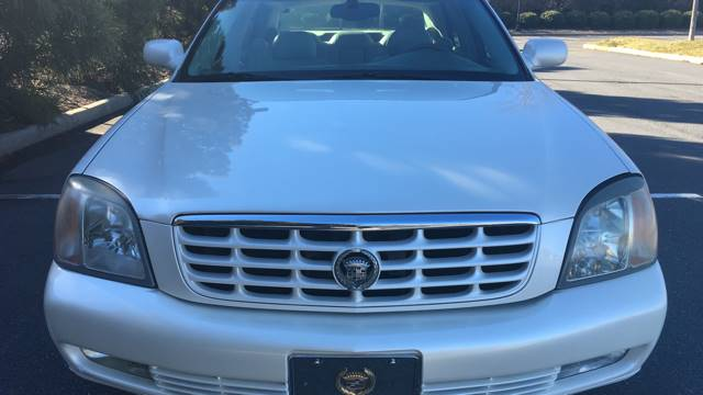 2001 Cadillac Deville Dts 4dr Sedan In Charlotte Nc The Car Store