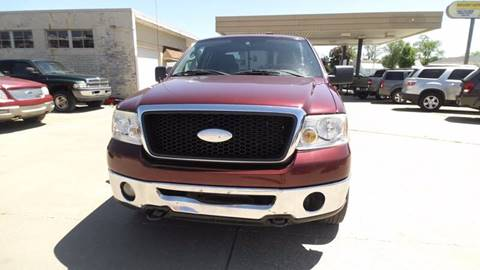 2006 Ford F-150 for sale in Chariton, IA