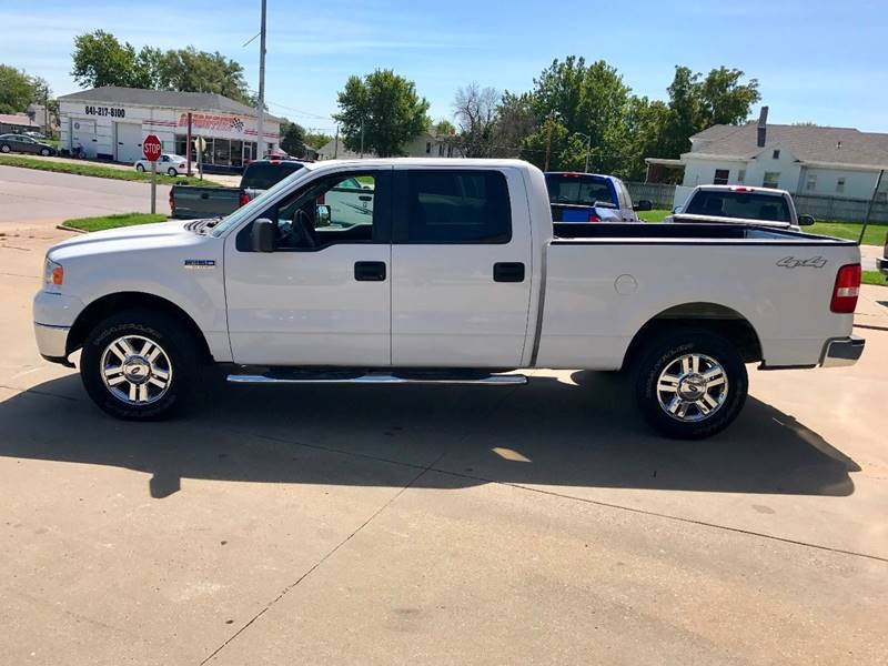 2007 ford f-150 xlt in chariton ia - daylight auto financing