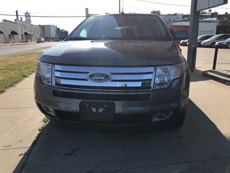 Ford Edge For Sale At Daylight Auto Financing In Chariton Ia