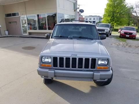 2001 Jeep Cherokee for sale in Chariton, IA
