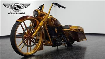 2012 Harley-Davidson Road King for sale in Dickinson, TX