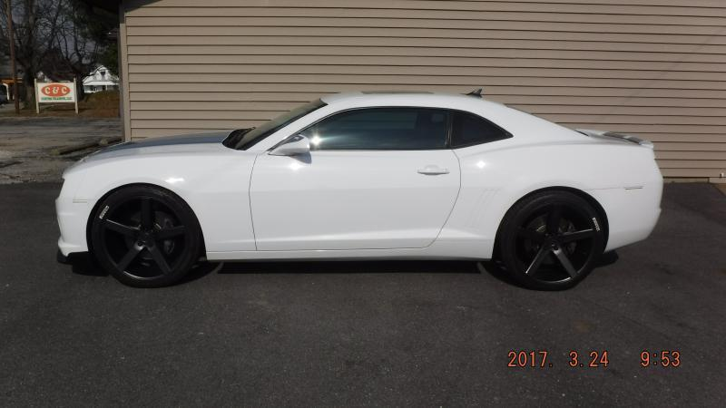 2010 Chevrolet Camaro SS 2dr Coupe w/2SS - Henderson KY