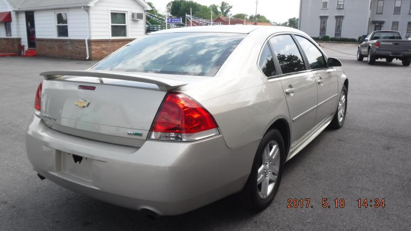 2012 Chevrolet Impala LT Fleet 4dr Sedan - Henderson KY