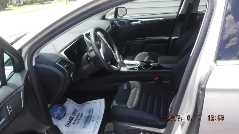 2015 Ford Fusion SE 4dr Sedan - Henderson KY