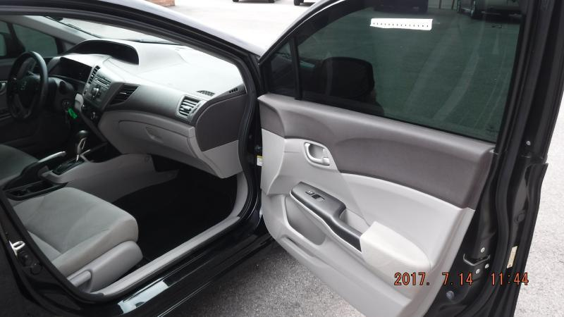2012 Honda Civic LX 4dr Sedan 5A - Henderson KY