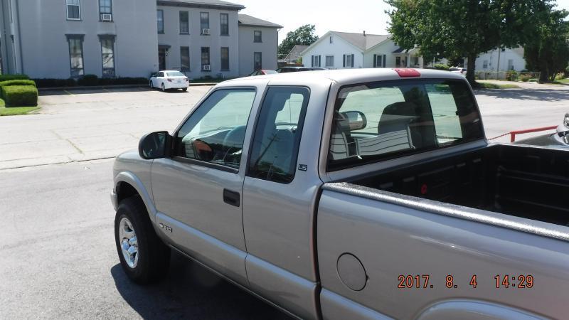 2003 Chevrolet S-10 S10 - Henderson KY