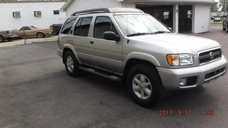 2002 Nissan Pathfinder LE 4WD 4dr SUV - Henderson KY
