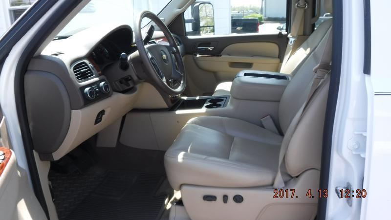 2014 Chevrolet Silverado 3500HD  LTZ - Henderson KY