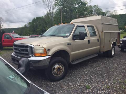 used ford trucks for sale in lavelle pa