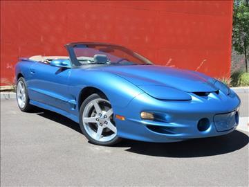 1999 Pontiac Firebird for sale in Tempe, AZ