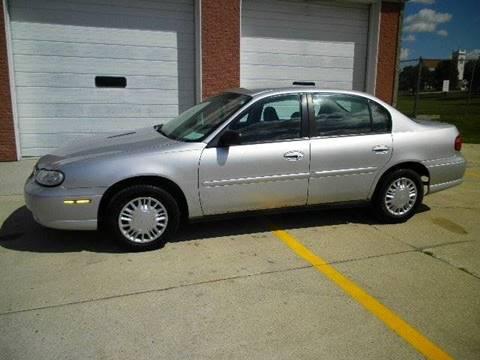2002 Chevrolet Malibu for sale in Adell WI