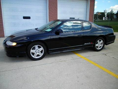 2005 Chevrolet Monte Carlo for sale in Adell, WI