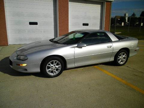 2002 Chevrolet Camaro for sale in Adell WI