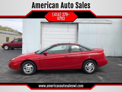2002 Saturn S-Series for sale in Adell, WI