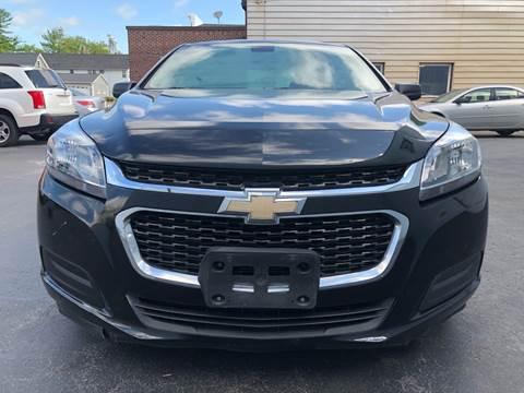 2014 Chevrolet Malibu for sale in Adell, WI
