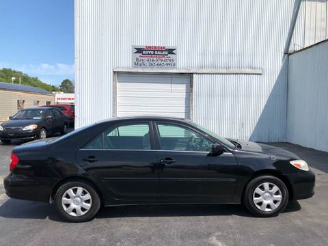 2003 Toyota Camry for sale in Adell, WI