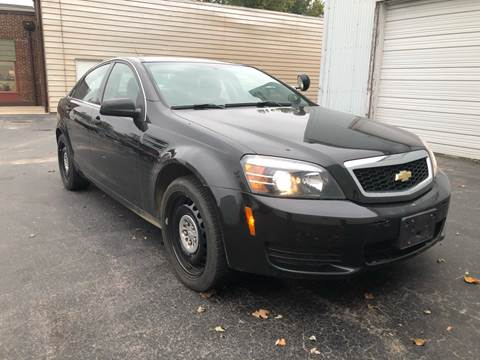 2015 Chevrolet Caprice for sale in Adell, WI