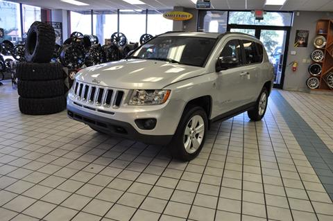 2011 Jeep Compass for sale in Tampa, FL