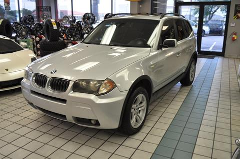 2006 BMW X3 for sale in Tampa, FL