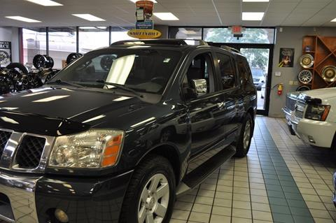 2004 Nissan Armada for sale in Tampa, FL