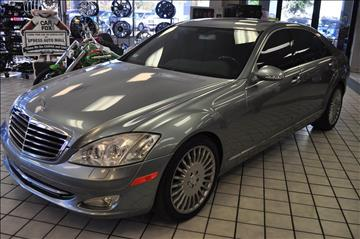 2007 Mercedes-Benz S-Class for sale in Tampa, FL