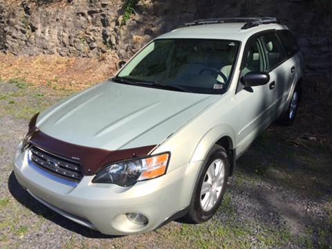 2005 Subaru Outback for sale at Car Man Auto in Old Forge PA