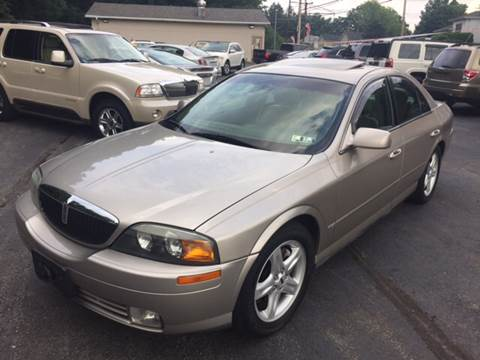 2000 Lincoln LS for sale in Old Forge, PA