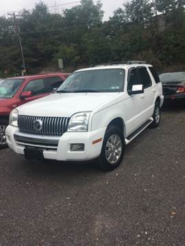 2006 Mercury Mountaineer for sale in Old Forge, PA