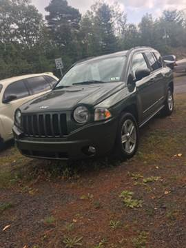 2008 Jeep Compass for sale in Old Forge, PA