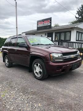 2007 Chevrolet TrailBlazer for sale at Car Man Auto in Old Forge PA