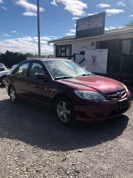 2004 Honda Civic for sale in Old Forge, PA