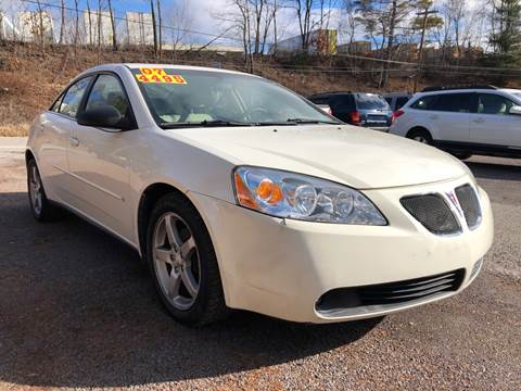2007 Pontiac G6 for sale at Car Man Auto in Old Forge PA
