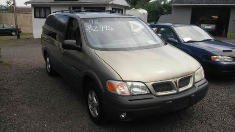 1998 Pontiac Trans Sport for sale in Old Forge, PA