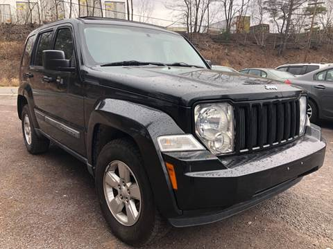 2011 Jeep Liberty Sport for sale at Car Man Auto in Old Forge PA