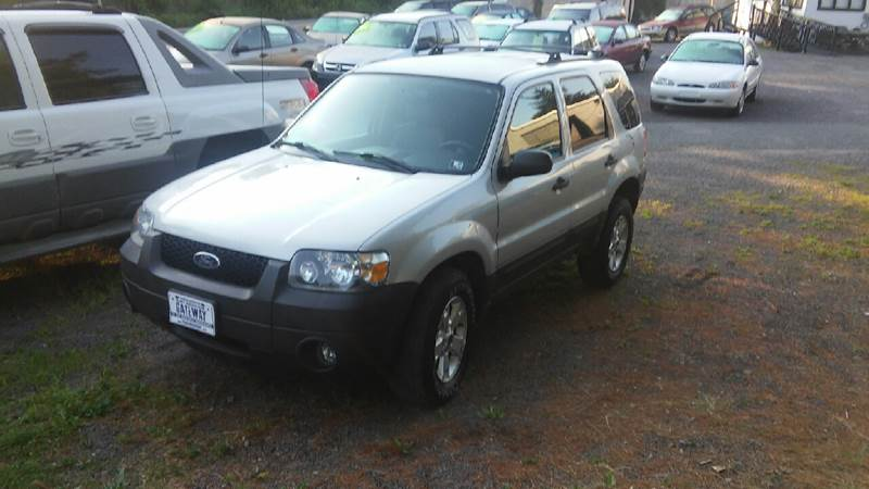 2006 Ford Escape AWD XLT 4dr SUV w/3.0L - Old Forge PA