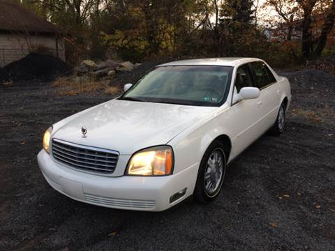 2005 Cadillac DeVille for sale in Old Forge, PA